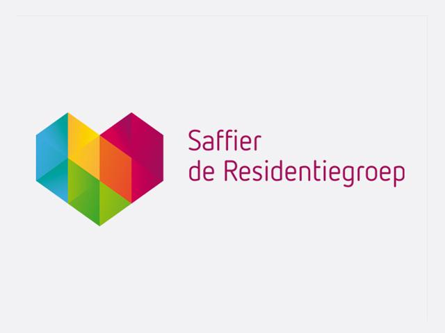 WorksWell, logo Saffier de Residentiegroep