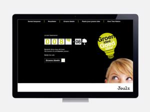 WorksWell, Joulz grafisch ontwerp