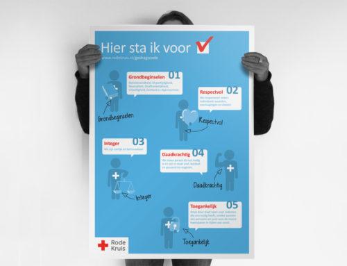 Gedragscode voor het Nederlandse Rode Kruis